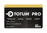 NEWS: TOTUM PRO student card now available for all PACEY members