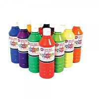 Ready Mixed Paint Assortment - 12 x 500ml