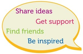 Share ideas, get support, find friends, be inspired when you join the PACEY forum