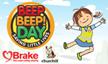 Why Beep Beep! Days are a great tool for understanding road safety basics