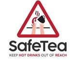 Stay safe around hot drinks! Find out about the SafeTea campaign