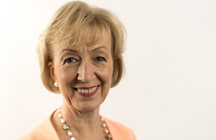 Leadsom sparks outrage with male nanny comments