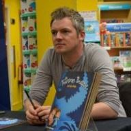 Author talk with Giles Paley-Phillips