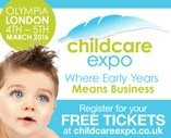 Childcare Expo London 2016