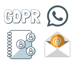 GDPR - PACEY's privacy settings