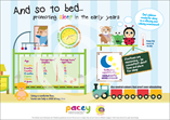 Promoting sleep in the early years