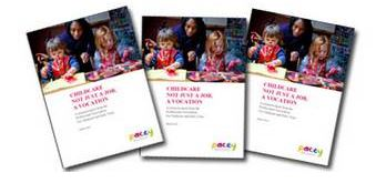 Childcare – not just a job, a vocation