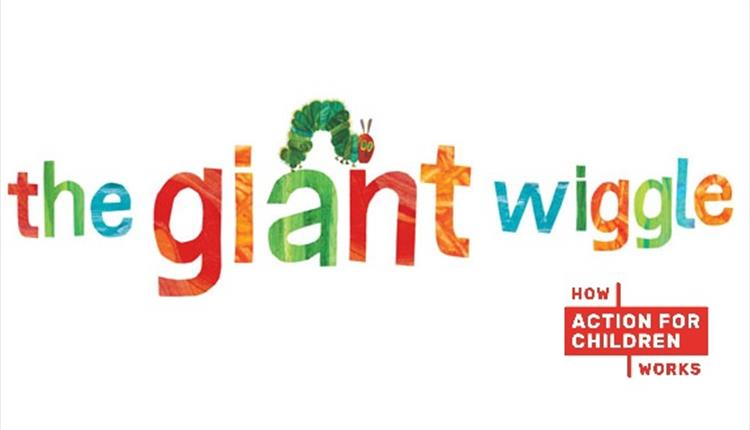 Get involved with the Giant Wiggle