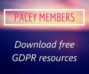 Spotlight On GDPR PACEY - Data protection policy template free download