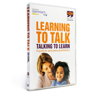 Learning to talk, talking to learn DVD
