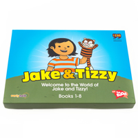 Jake and Tizzy boxset - books 1-8