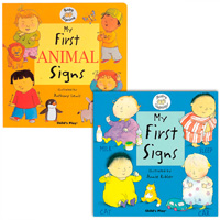 My first sign books bundle