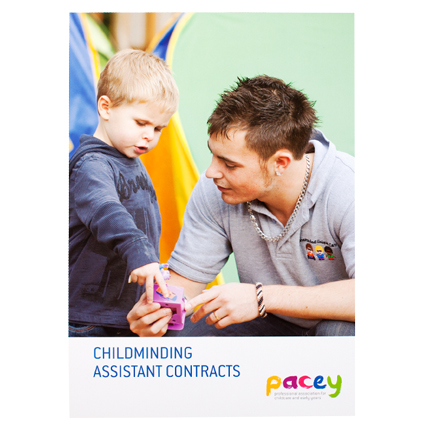 Childminding assistant contracts