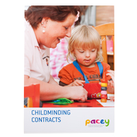 Registered childminding contracts