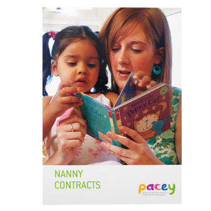 Nanny Contracts | Pacey