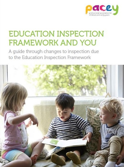 Education Inspection Framework and You