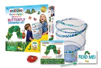 Very Hungry Caterpillar Butterfly Growing Kit