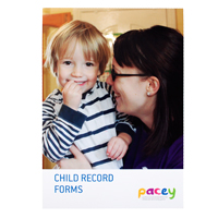 Child record forms