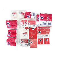 Large first-aid kit refill pack