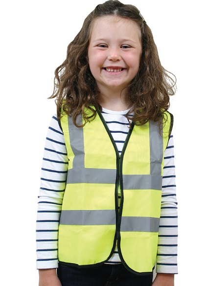 High Visibility Vests (pack of 4)