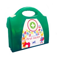 Childcare first-aid kit