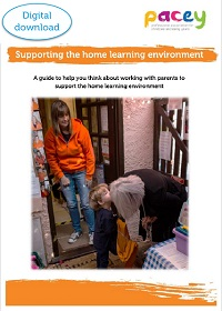 Supporting the home learning environment downloadable guide