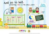 Sleep in the early years downloadable poster