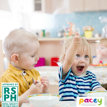 Food safety and hygiene for early years settings
