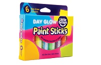 Little Brian Day Glow Paint Sticks