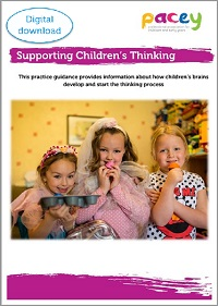Supporting children's thinking downloadable guide