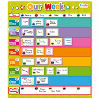 Our week magnetic calendar