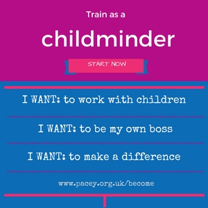 Become a childminder