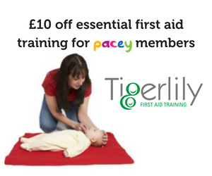 £10 off first aid training for PACEY members