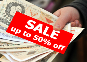 Save up to 50% in the PACEY sale