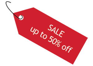 Up to 50% off in the PACEY sale