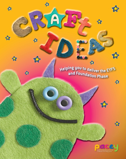 New Craft Ideas Book Pacey