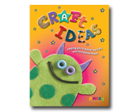 New Craft Ideas book