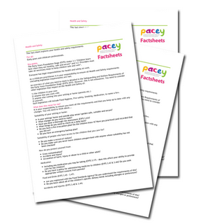 New factsheets published