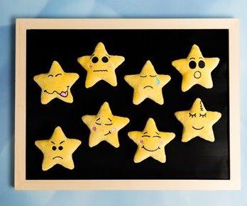 My Mood Stars | PACEY