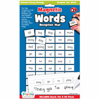 Magnetic words reception year